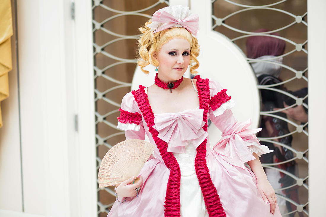 Marie Antoinette - The Rose of Verailles - Photo by Ken AD Photography