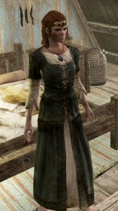 Skyrim Commoner Dress