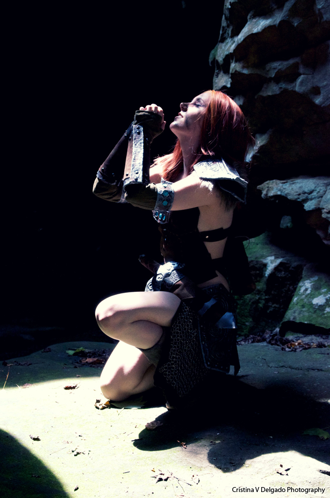 Aela the Huntress Skyrim
