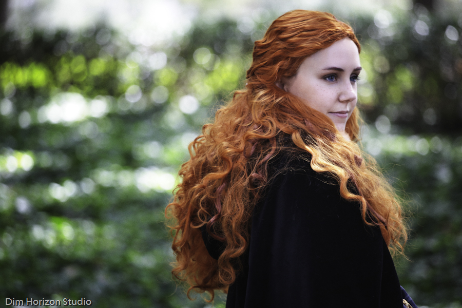 Historically Accurate Merida
