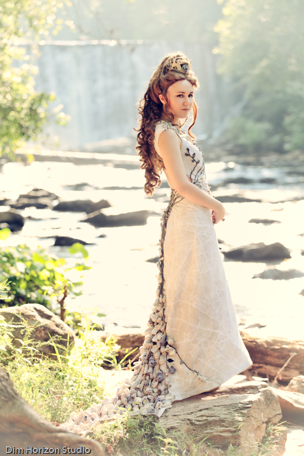 Margaery Tyrell Purple Wedding Dress - Game of Thrones