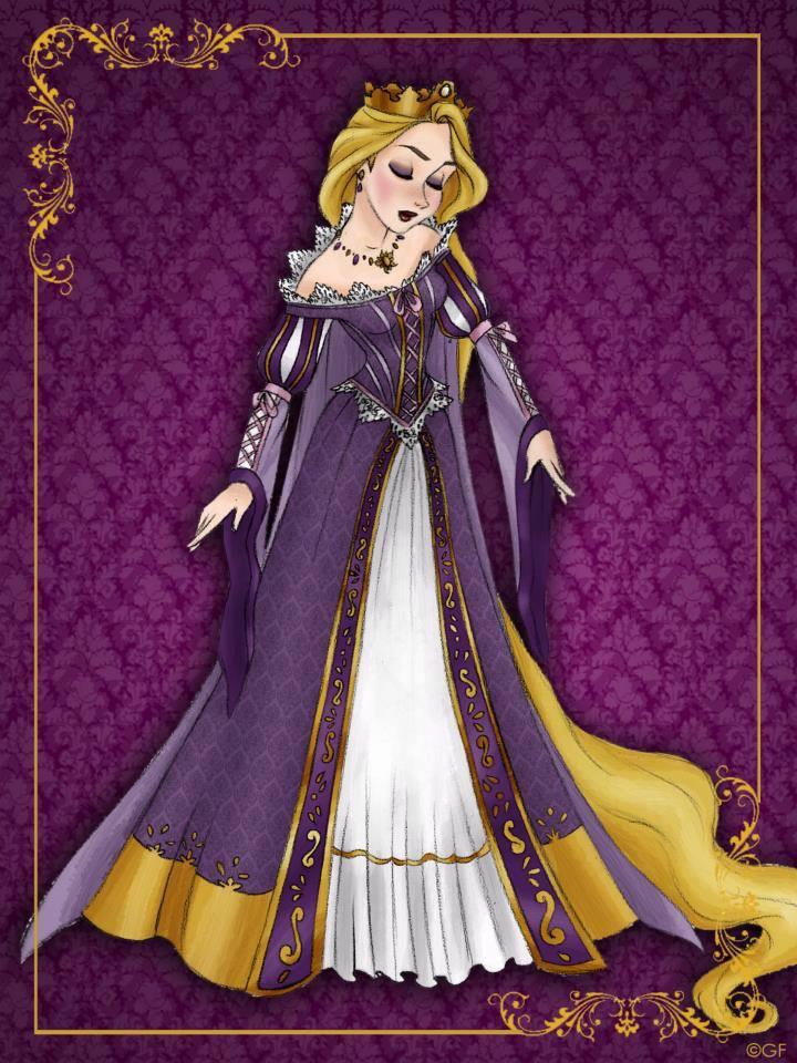 Queen Rapunzel