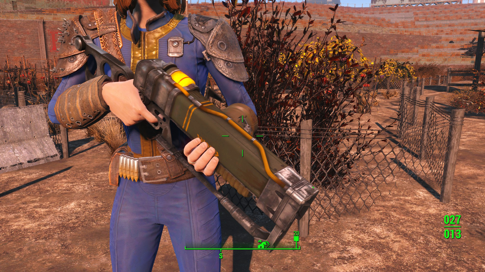 Fallout 4 Righteous Authority
