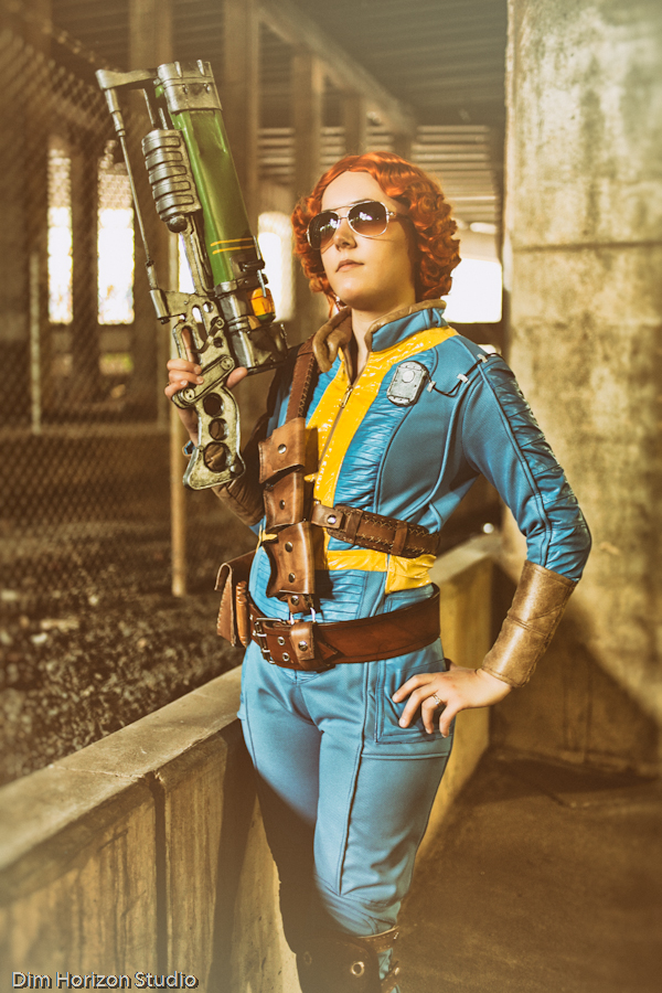Fallout 4 Sole Survivor Costume