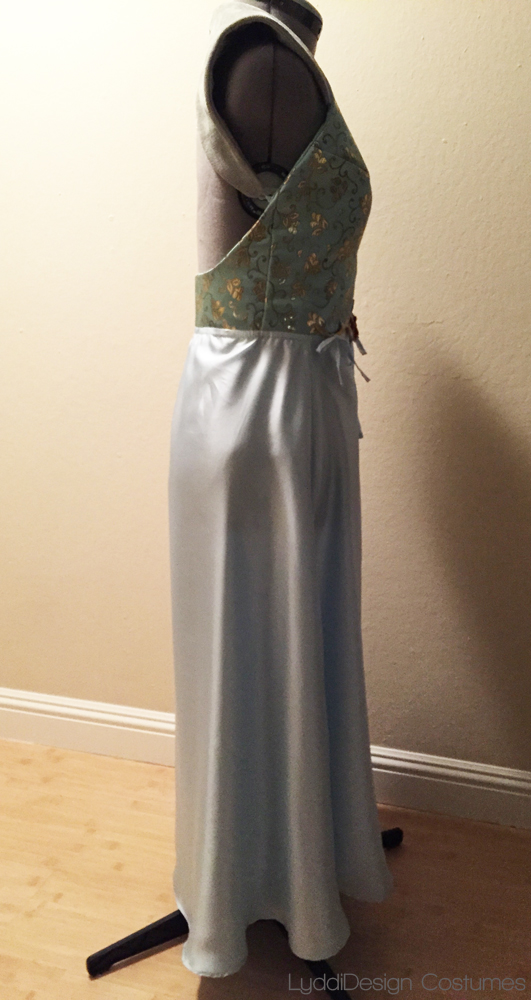 Margaery Tyrell Season 3 Dress: Commission